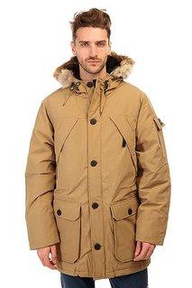 Куртка парка Penfield Hoosac Rf Hooded Down Mountain Parka Tan
