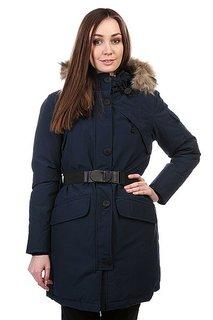 Куртка парка женская Penfield Hoosac Jacket (Faux Fur) Navy