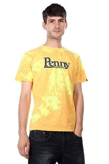 Футболка Penny Shirt Hot Spot Orange To Yellow