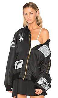 Куртка бомбер x jay z bkny - Madeworn