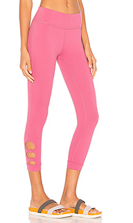 Full circle cut out capri legging - Beyond Yoga