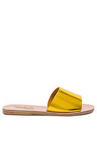 Слайды taygete - Ancient Greek Sandals