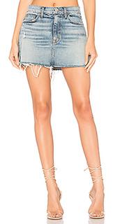 Юбка мини vivid - Hudson Jeans