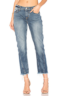 Rival seamed straight jean - Hudson Jeans