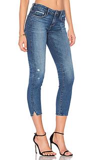 Узкие укороченные джинсы chely - TORTOISE