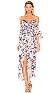 Платье lorena - Tanya Taylor