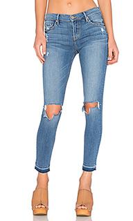 Petite candice mid-rise skinny jean - GRLFRND