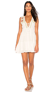Embroidered babydoll dress - Band of Gypsies