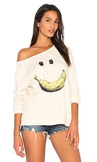 Пуловер noleta happy banana - Lauren Moshi