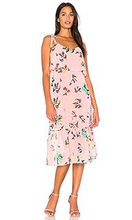 Платье со сборками riza - Line & Dot