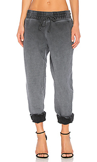 Спортивные брюки с панельными вставками - YEEZY Season 4