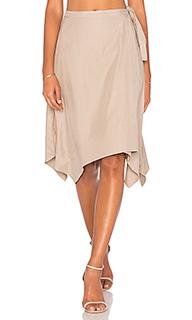 Handkerchief skirt - BCBGMAXAZRIA