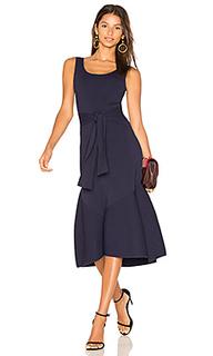 Платье с завязкой на талии arellano - Rebecca Vallance