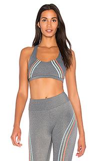 Sport jalen stripe sports bra - Lanston