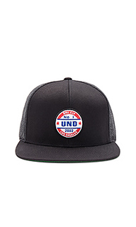 No. 1 trucker snapback - Undefeated