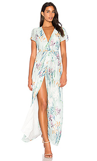 Макси платье spring st. - Yumi Kim