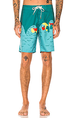 Плавательные шорты pete - Ambsn