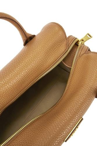 Кожаная сумка Handle