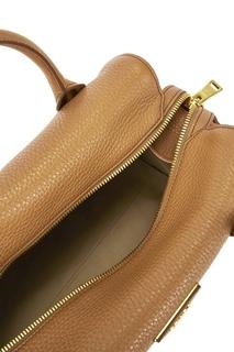Кожаная сумка Handle Prada