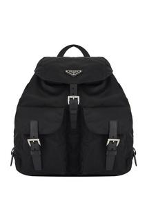 Нейлоновый рюкзак Vela Prada