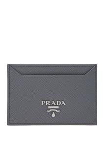 Футляр для карт Prada