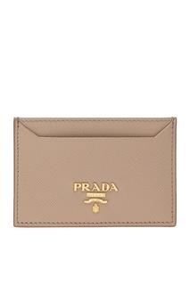Футляр для карты Prada