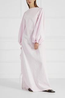 Хлопковое платье Vardoui Nazarian