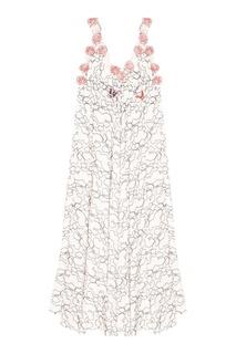 Хлопковое платье Giamba