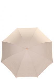 Зонт-трость с принтом Pasotti Ombrelli