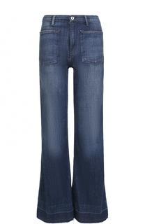 Расклешенные джинсы с потертостями Denim&Supply by Ralph Lauren