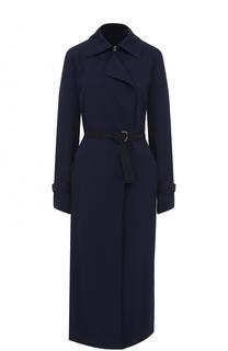 Удлиненное пальто с поясом Tara Jarmon