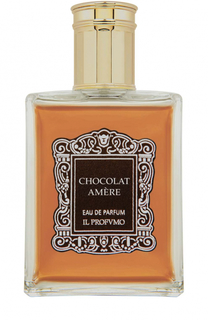 Парфюмерная вода Chocolat Amere Il Profvmo