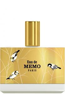 Парфюмерная вода Eau De Memo Memo
