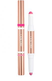 Двойной карандаш для губ Parisian Lips Le Stylo, оттенок 01 Lancome