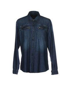 Джинсовая рубашка John Varvatos ★ U.S.A.