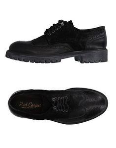 Обувь на шнурках RED Carpet
