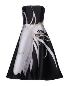 Короткое платье Monique Lhuillier