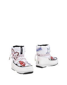 Полусапоги и высокие ботинки Moon Boot THE Original Msgm