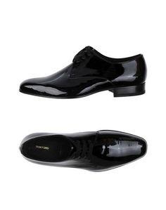 Обувь на шнурках TOM Ford