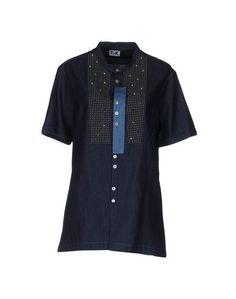 Джинсовая рубашка Temporary K