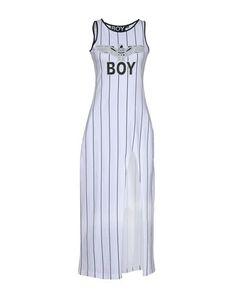 Длинное платье BOY London
