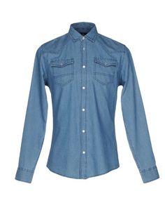Джинсовая рубашка Threadbare