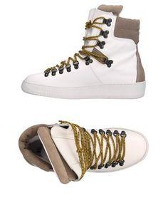 Высокие кеды и кроссовки Andrea Pompilio