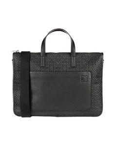 Деловые сумки Loewe