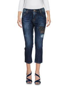 Джинсовые брюки-капри Jeanseng