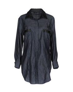 Джинсовая рубашка Mangano