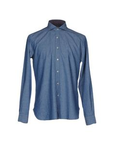 Джинсовая рубашка Ingram