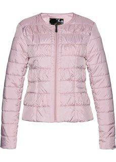 Стеганая куртка (розовый матовый) Bonprix