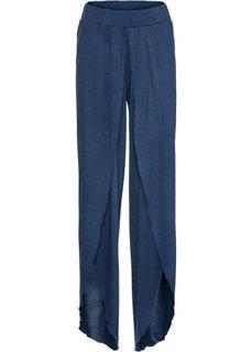 Трикотажные брюки (индиго) Bonprix