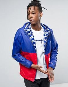 Легкая двусторонняя куртка Champion - Синий
